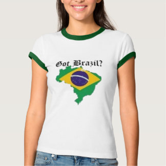 Brazil Womens T-Shirt(Got Brazil) T-Shirt