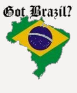 Brazil Womens T-Shirt(Got Brazil) Tshirts