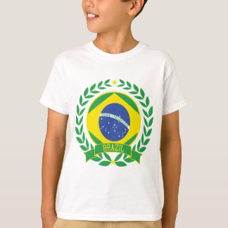 Brazil Wreath T-Shirt