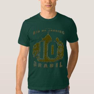 Brazilian 10 t-shirts