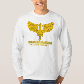 Brazilian Air Force Emblem Shirts