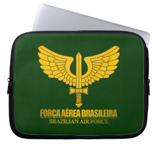 Brazilian Air Force Laptop Computer Sleeves
