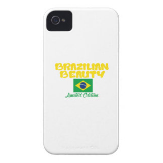 Brazilian beauty designs Case-Mate iPhone 4 cases