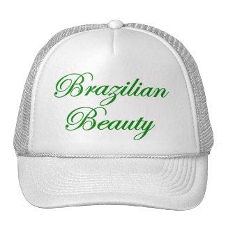 Brazilian Beauty Trucker Hat
