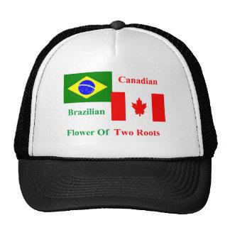Brazilian Canadian Cap