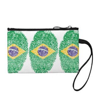 Brazilian Fingerprints Change Purse