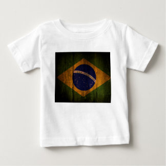 Brazilian flag. baby T-Shirt