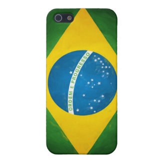 Brazilian_Flag Case For iPhone 5/5S