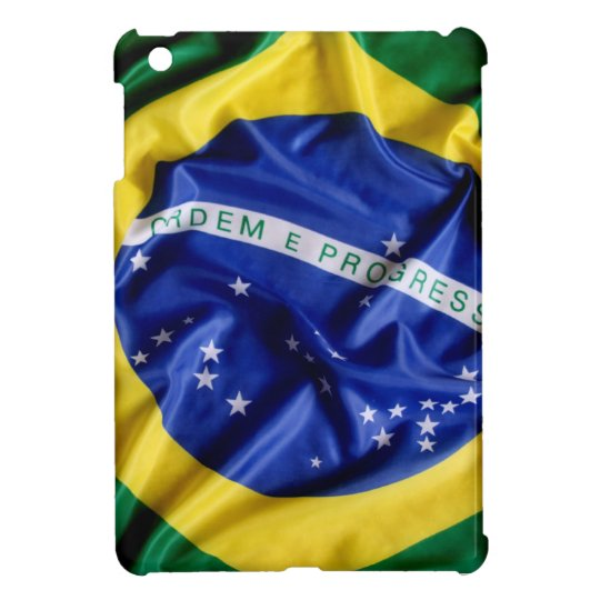 Brazilian flag case for the iPad mini