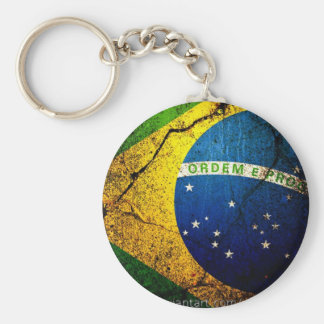 brazilian_flag_ key ring