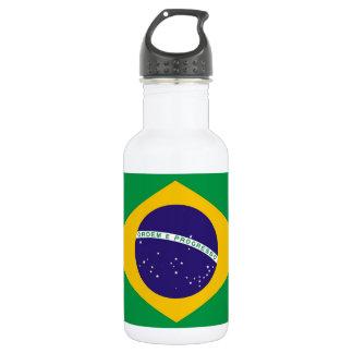 Brazilian Flag Liberty Bottle