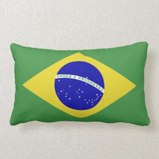 Brazilian Flag Lumbar Cushion