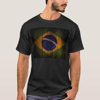 Brazilian flag. T-Shirt