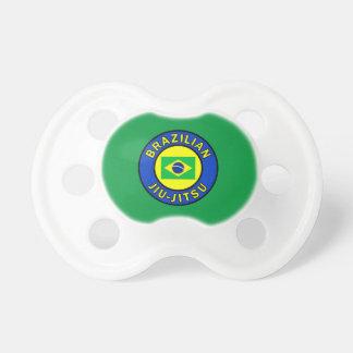 Brazilian Jiu-Jitsu Baby Pacifier