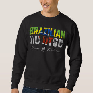 Brazilian Jiu-Jitsu (BJJ) Pursue Perfection Sweatshirt