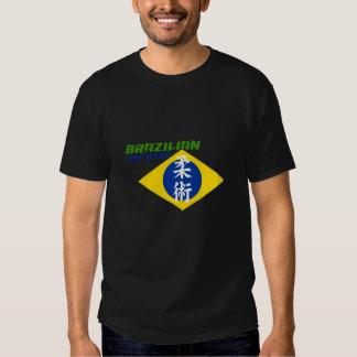 Brazilian Jiu Jitsu (BJJ) Tee - Funny Front/Back