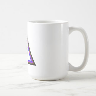 Brazilian Jiu Jitsu BJJ Triangle of Progress Coffee Mug
