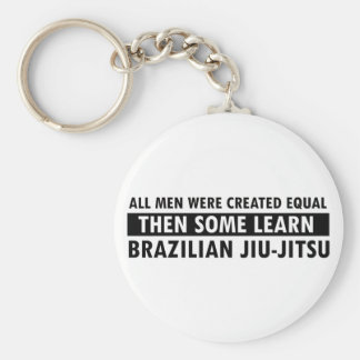 Brazilian Jiu-Jitsu designs Key Ring