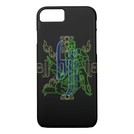 Brazilian Jiu Jitsu iPhone 7 case
