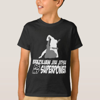 Brazilian jiu jitsu is my superpower T-Shirt