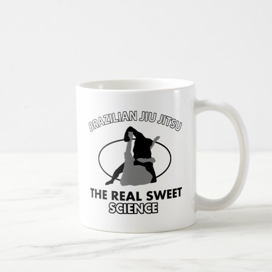 Brazilian Jiu Jitsu Martial arts Coffee Mug