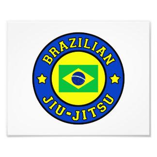 Brazilian Jiu-Jitsu photo print