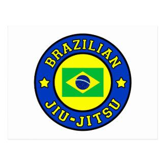 Brazilian Jiu-Jitsu Postcard