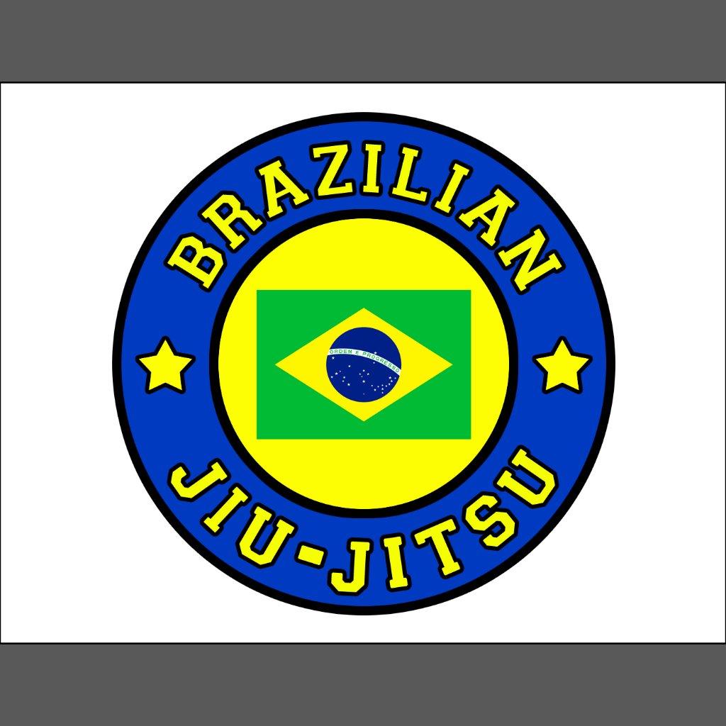 Brazilian Jiu Jitsu Posters Brazilian Jiu-jitsu Poster |