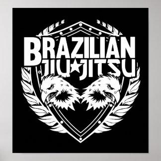 Brazilian Jiu Jitsu Poster