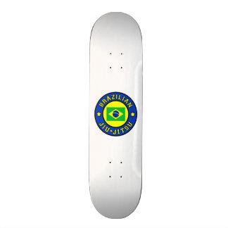 Brazilian Jiu-Jitsu Skate Board Deck
