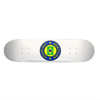 Brazilian Jiu-Jitsu skateboard
