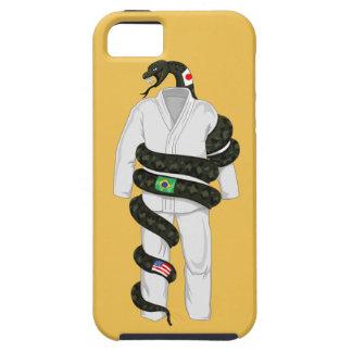 Brazilian Jiu Jitsu Snake iPhone 5 Cover