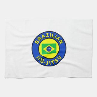 Brazilian Jiu-Jitsu Tea Towel