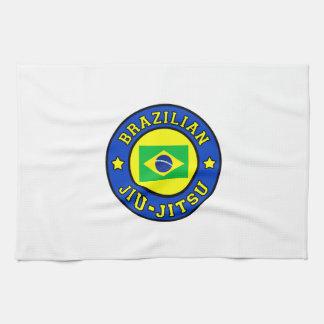 Brazilian Jiu Jitsu Tea Towel