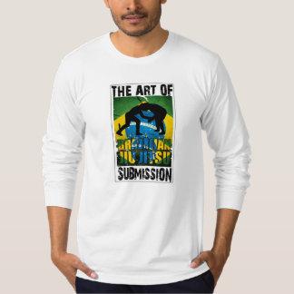Brazilian Jiu Jitsu - The Art of Submission T Tee Shirt