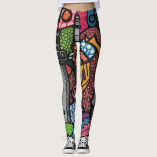 Brazilian Mix 03 Leggings