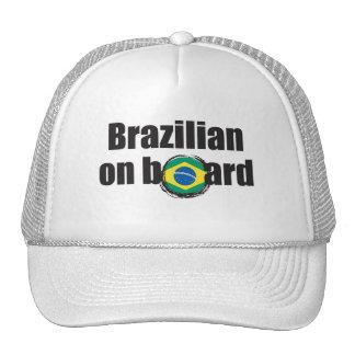Brazilian on Board Cap