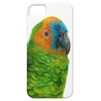 Brazilian Parrot Barely There iPhone 5 Case