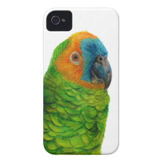 Brazilian Parrot Case-Mate iPhone 4 Cases