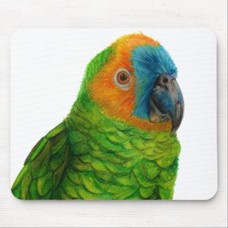 Brazilian Parrot Mouse Mat