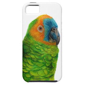Brazilian Parrot Tough iPhone 5 Case