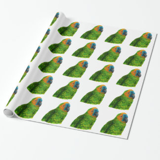 Brazilian Parrot Wrapping Paper