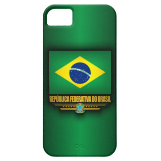 Brazilian Pride Barely There iPhone 5 Case