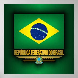Brazilian Pride Poster