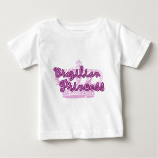 Brazilian Princess Baby T-Shirt