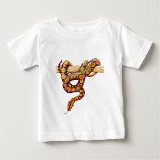 Brazilian Rainbow Boa Baby T-Shirt
