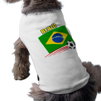 Brazilian Soccer Team Shirt