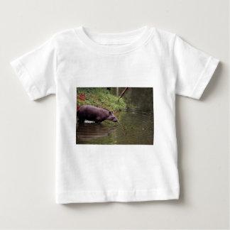 Brazilian Tapir (Tapirus terrestris) T-shirts