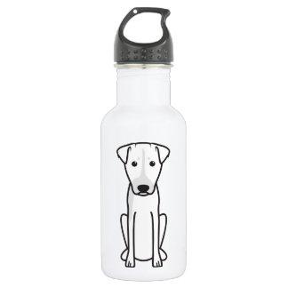 Brazilian Terrier Dog Cartoon 532 Ml Water Bottle
