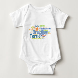 Brazilian Terrier Tshirt